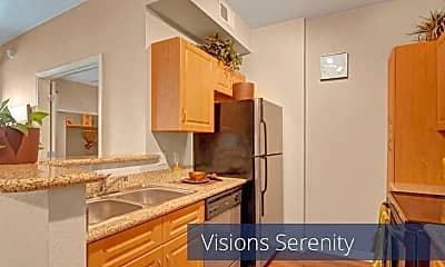 Kitchen, Visions Apartment Homes, 0