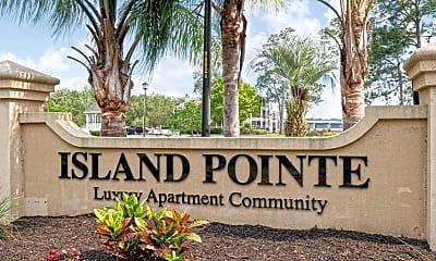 Community Signage, Island Pointe, 2
