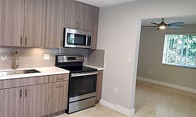 Kitchen, 1613 SW 23rd St 1615, 1