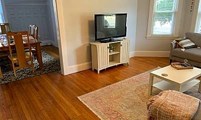 Living Room, 209 Chestnut Hill Ave, 1