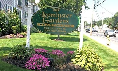 Leominster Gardens, 1