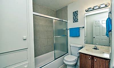 Bathroom, 702 Westwood St, 2