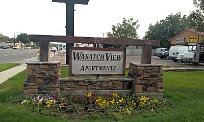 Wasatch View Apartments, 1