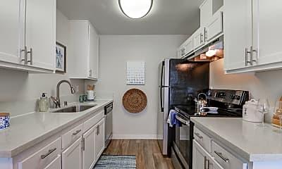 Kitchen, Tuscany Villas Apartment Homes, 1