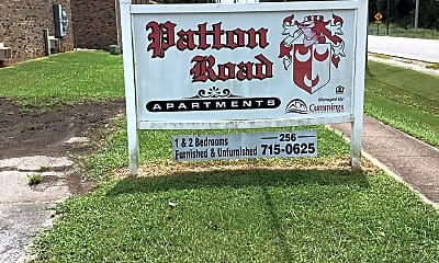 Patton Road Apartments, 1