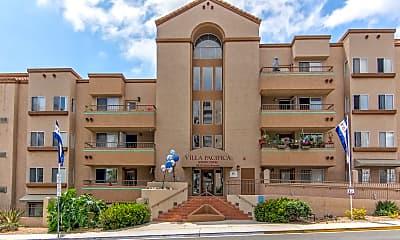 Building, Villa Pacifica Senior Apartments, 0