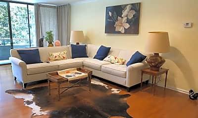 Living Room, 880 W 1st St, 1