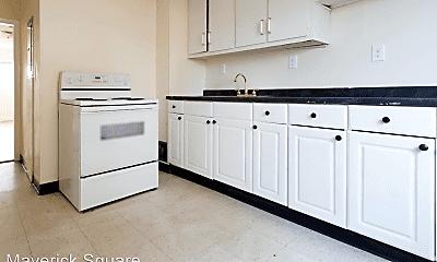 Kitchen, 56 London St, 1