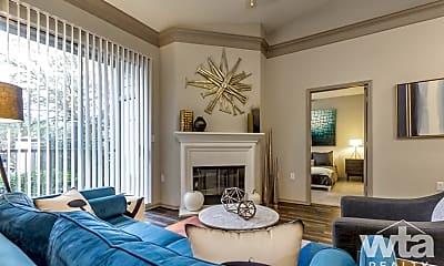 Living Room, 12100 Metric Blvd, 1
