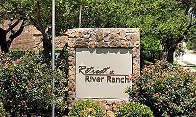 Community Signage, The Retreat at River Ranch, 2