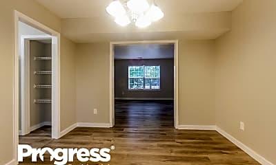 Living Room, 4628 Welton St, 1