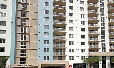 Building, Gibraltar Apartments, 0