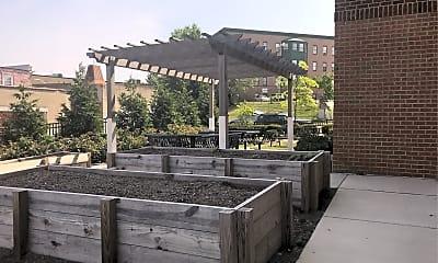 Mary Harvin Center, 2