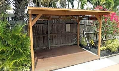 Patio / Deck, 223 S Palmway, 1