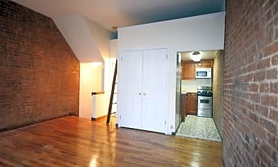 Living Room, 163 W 73rd St, 1