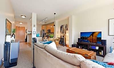 Living Room, 3709 Grand Way 230, 1