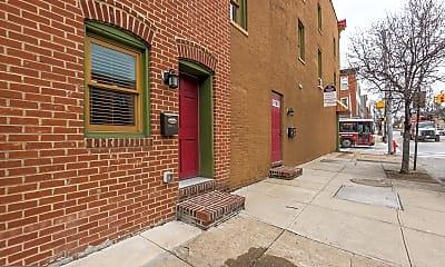 Building, 1450 Light St 4, 1