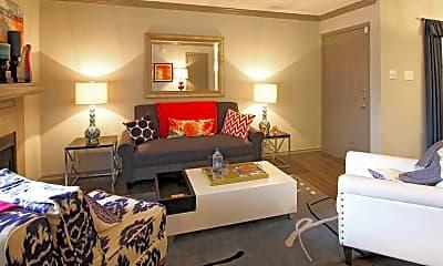 Living Room, Village Green Of Bear Creek, 1