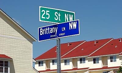 Community Signage, 3083 25th St NW, 1