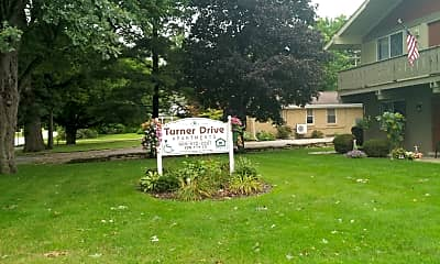 Turner Drive Apartments, 1