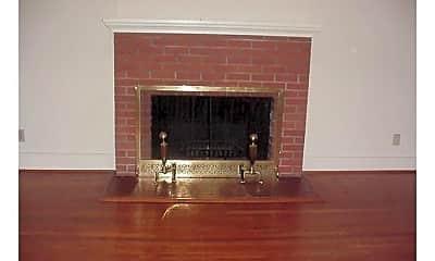 Living Room, 1374 Elk Avenue, 1