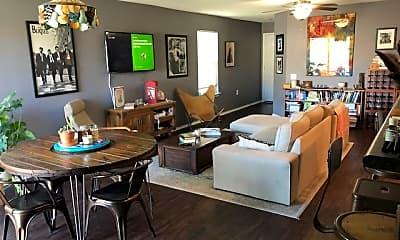 Living Room, 6812 Sunderland Trl, 1