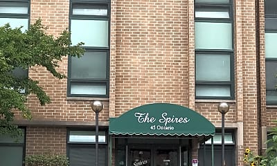 The Spires Apartments, 1