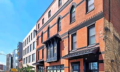 Building, 1800 Ridge Ave 4, 0