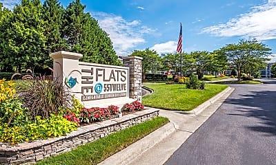 Community Signage, The Flats @ 55Twelve, 0