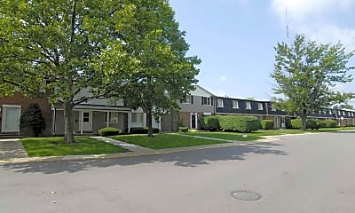 Building, Coach House Apartments, 2