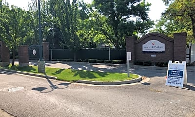 South Hill Village, 1