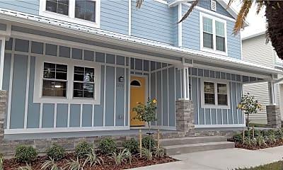 Building, 1271 Park St, 1