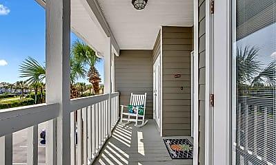 Patio / Deck, 628 Ponte Vedra Blvd A10, 1
