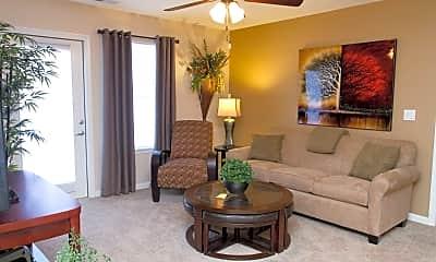 Living Room, 100 Stonebench Circle, 0