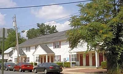 Building, Jamesburg Apartments, 1