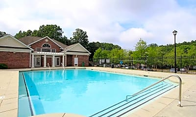 Pool, Hawks Nest at The Preserve, 0