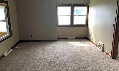 Living Room, 2608 Wilkes Ave, 2