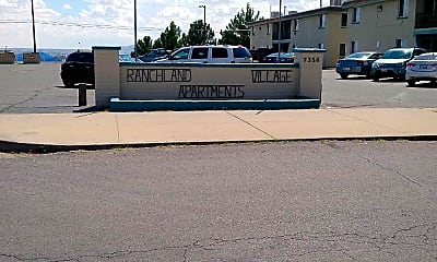Ranchland Village Apartments, 1