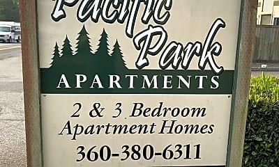 Pacific Park Apartments, 1