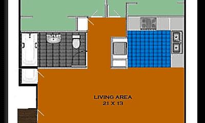 Patio / Deck, 3449 Agate Dr, 2