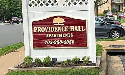 Providence Hall, 1
