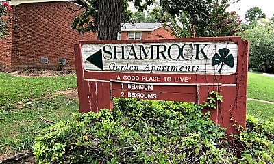 Shamrock Gardens, 1