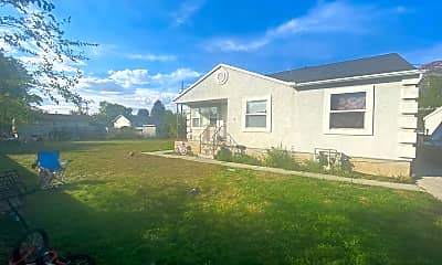 Building, 529 E Center St, 1