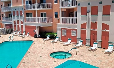 Pool, 4516 Seagull Dr 817, 2