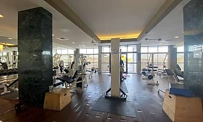 Fitness Weight Room, 6770 Indian Creek Dr 5P, 2
