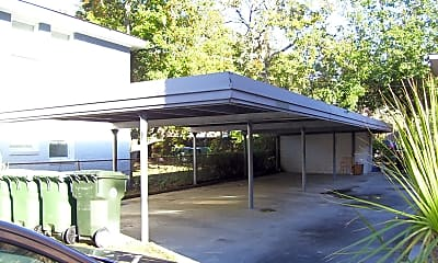 Patio / Deck, 3605 Bu8ll Street #3, 2