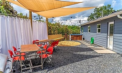 Patio / Deck, 807 Grant Terrace SE, 1