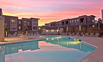 Pool, Tuller Flats, 0