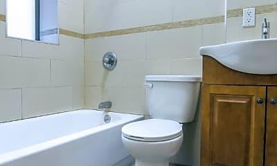 Bathroom, 164 Sherman Ave, 1