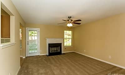 Living Room, 5849 Black Top Way, 1
